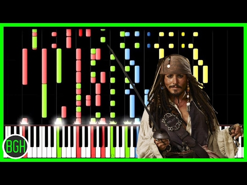 IMPOSSIBLE REMIX - Pirates of the...