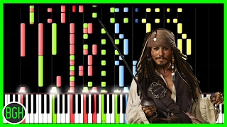 Repeat youtube video IMPOSSIBLE REMIX - Pirates of the Caribbean Medley