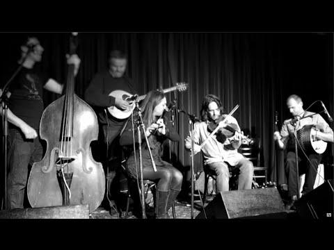 Quentin Cooper, Job Cornelissen & Eoin O'Neill with Jon O'Connell & Clara Buteler in Holland