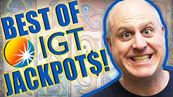 🤑MEGA JACKPOT COMPILATION! 🤑Some Of My Favorite IGT Slot Machine Wins! (MUST SEE)
