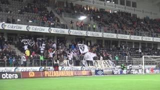 Start - Rosenborg 2013