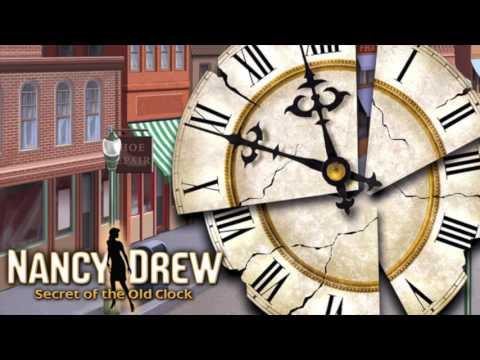 Nancy Drew: Secret of the Old Clock -