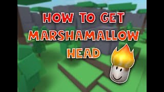[ROBLOX EVENT] How to get Marshmallow Head | Bed Wars