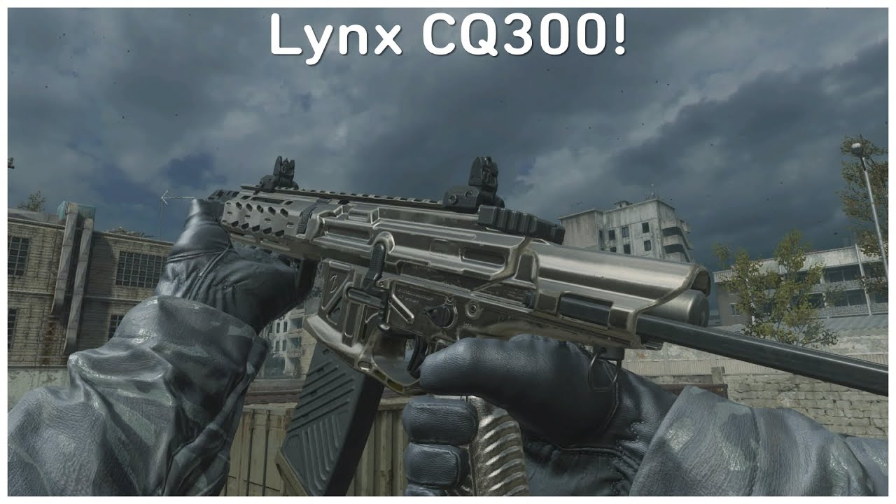 how to get lynx modern warfare remastered