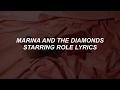 Miniature de la vidéo de la chanson Starring Role
