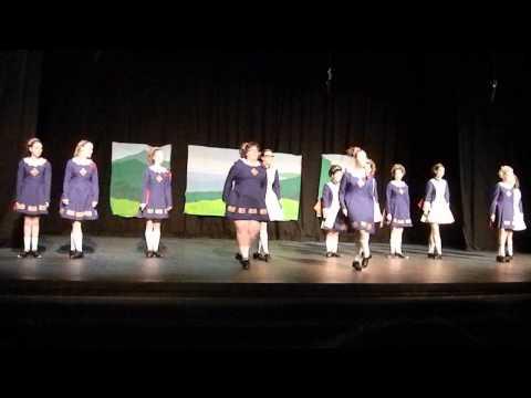 Irish dance 2013 hornpipe Sky Valley Education Center