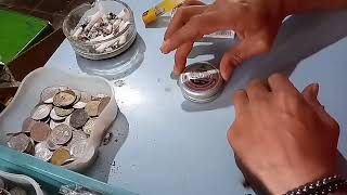 cara membuat kompor mini dari kaleng dgn bahan bakar spirtus