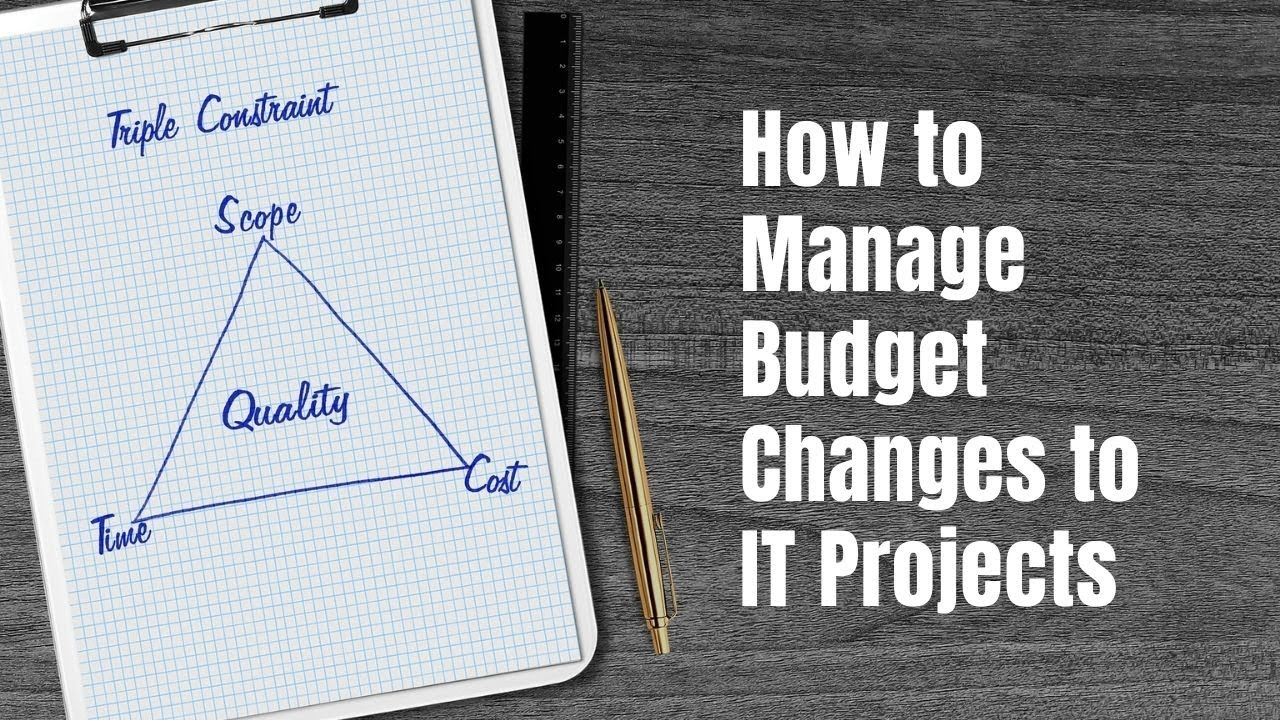 Change Control Process - IT Projects