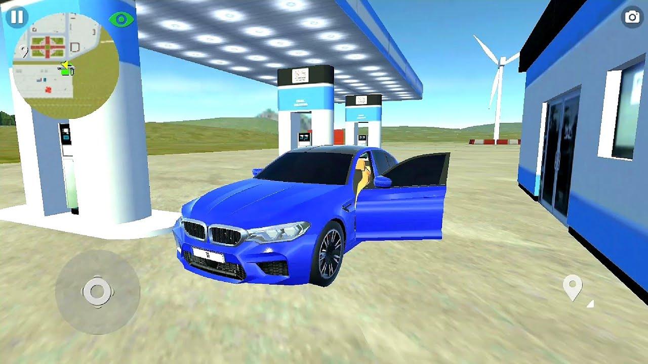Car Simulator M5 Private Cab Android Gameplay