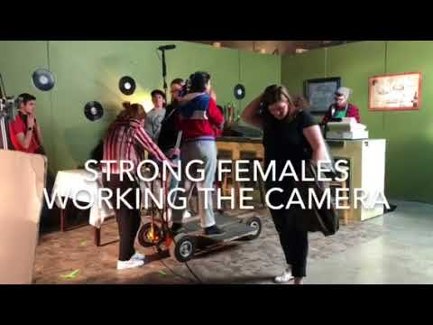 On Set at Columbia College Chicago Cinema Directing 2 (VEDIF#27)   cocohong