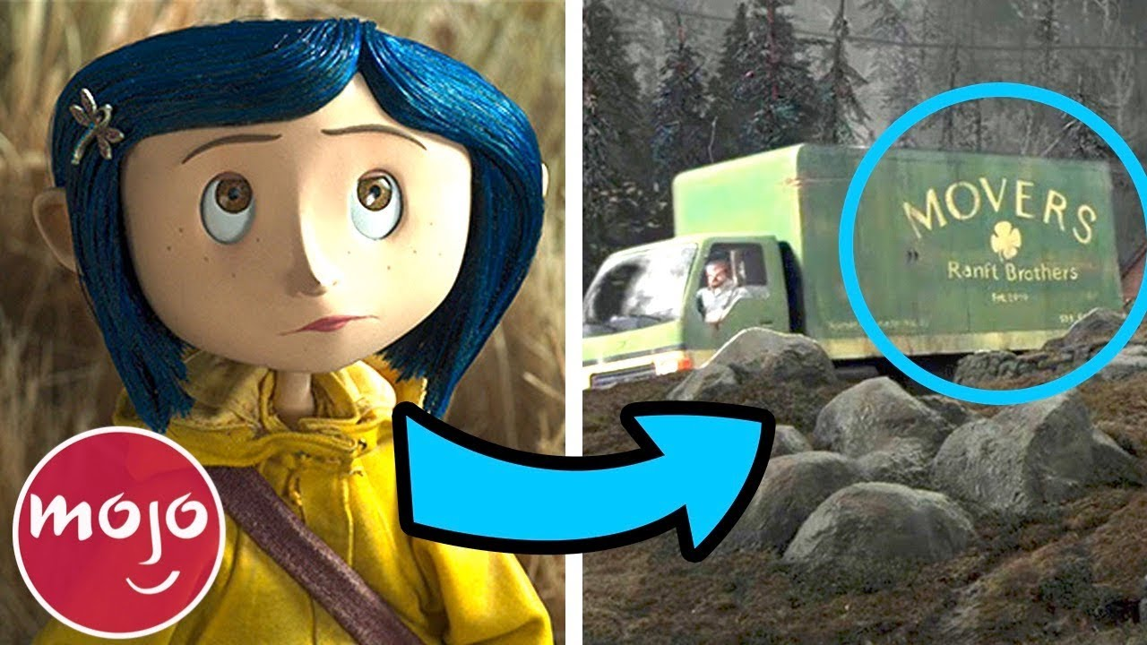 Download Top 10 Amazing Coraline Easter Eggs You Never Noticed