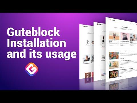 How To Install Gutenberg Blocks Plugin On Your Wordpress Site?