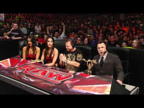 WWE Monday Night Raw - Monday, January 31 2011
