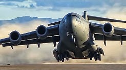 Jumbo U S  Military Transport Plane  C-17 Globemaster III