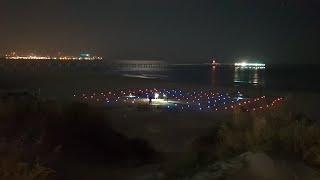 120 Квадрокоптеров в небе над #Анапой