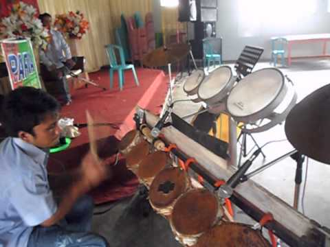 Gondang Simalungun SITALASARIParna Music Bengkulu SHow