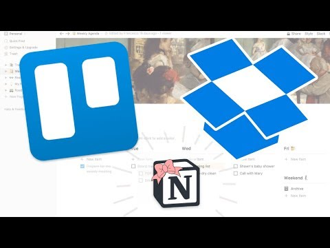 Trello & Dropbox Paper had a baby! | Notion review