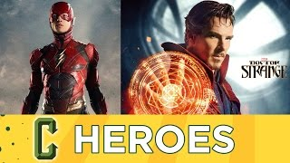 The Flash Director Drops Out, Doctor Strange Mini-Review - Collider Heroes