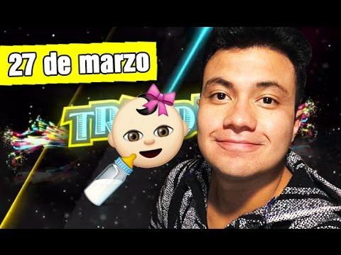 TRENDING 27 MARZO -  LUISITO REY YA ES PAPÁ, MÉXICO HACIA RUSIA 2018, #LAHORADELPLANETA, Y MÁS.