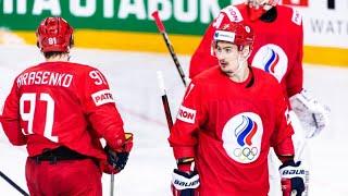 ЧМ по хоккею 2021 Кто выйдет в ½ финала Расписание 1 4 финала
