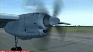 AN-30 landing.mpg