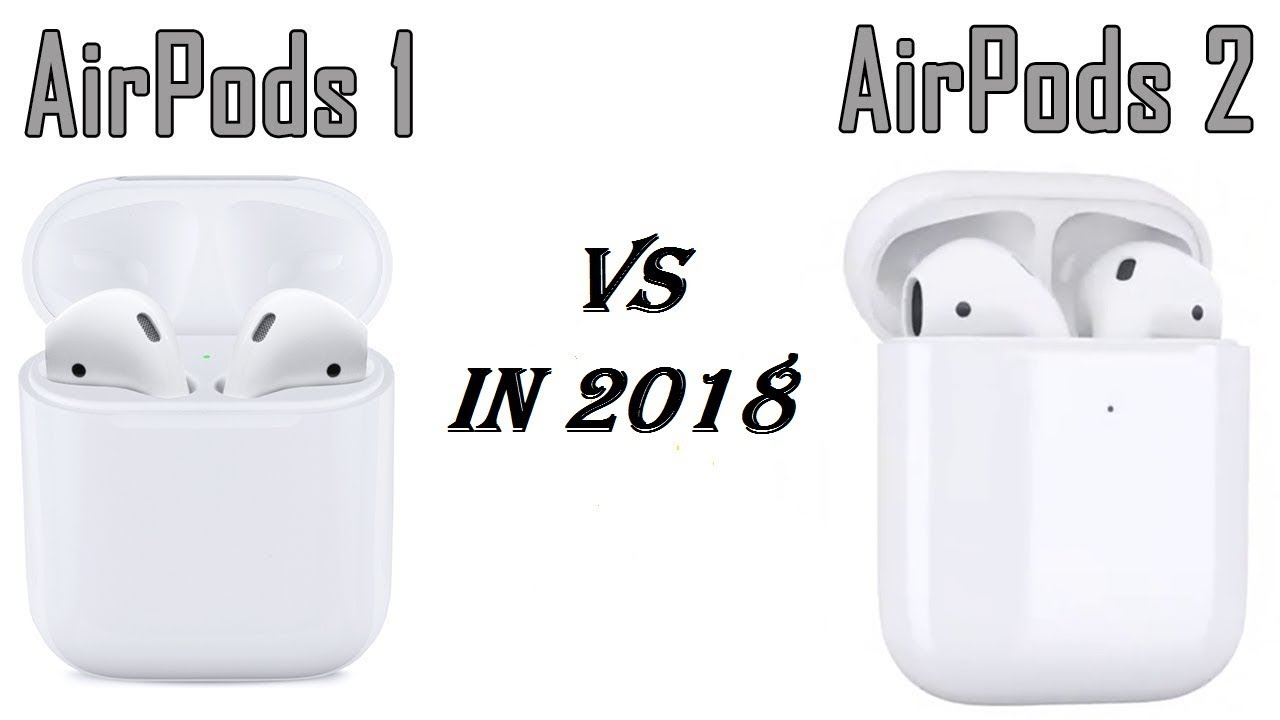 airpod 1 vs airpod 2 apple 39 s old airpods vs new airpod 2. Black Bedroom Furniture Sets. Home Design Ideas