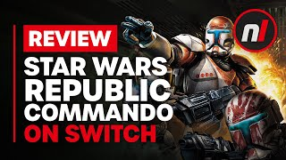 Star Wars: Republic Commando Nintendo Switch Review - Is It Worth It?