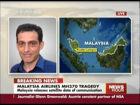 Malaysia releases satellite communication data of MH370