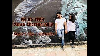 Baaghi 2: Ek Do Teen Song | Jacqueline Fernandez | Dance Choreography | Kimesh and Jyoti