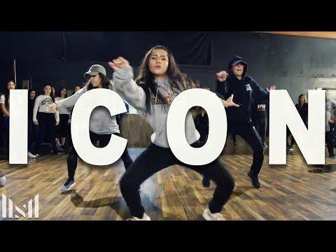ICON - Jaden Smith Dance  Matt Steffanina Choreography ft Julian