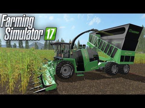 MELHOR MOD PARA FAZER DE SILAGEM! | FARMING SIMULATOR 17 [PT-BR]