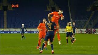 СК Дніпро-1 — Маріуполь — 2:0. Відео-огляд матчу