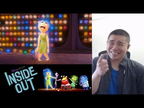 Inside Out- Movie Reaction and Review!