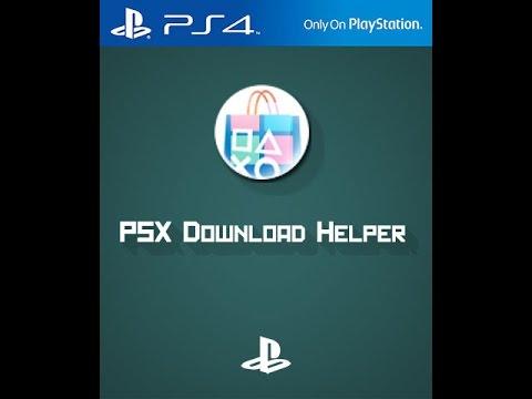 Tutorial Psx Download Helper And IDM Queue