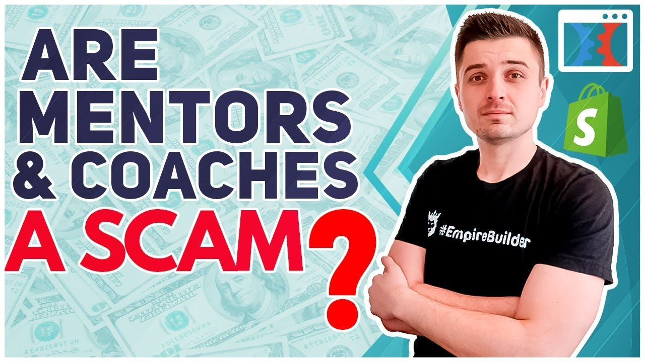 ARE SHOPIFY DROPSHIPPING COURSES AND MENTORS A SCAM OR WORTH YOUR TIME?