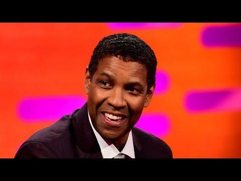 Denzel Washington busts a move - The Graham Norton Show: Series 16 Episode 1 - BBC One