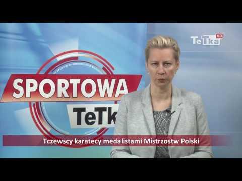 Tczewscy karatecy medalistami Mistrzostw Polski - Tv Tetka Tczew HD