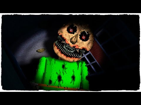 BALDI ANIMATRÓNICO EN FIVE NIGHTS AT FREDDYS! 😱