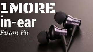 Hindi | 1More Piston Fit In-Ear Wired Earphones with Mic | Sharmaji Technical
