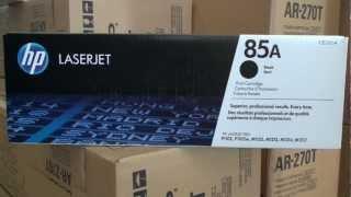 HP Toner Cartridge CE285A black - 85A