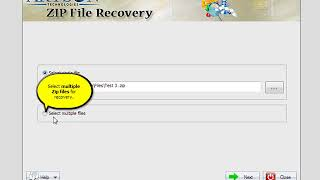 ZIP File Repair Tool to Recover Data from Corrupt ZIP File | Aryson