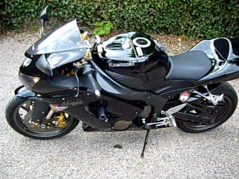 kawasaki zx6r ninja 636 2006 for sale - youtube