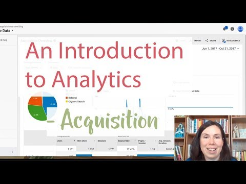 Intro to Acquisition in Analytics