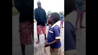 Mtoto Miaka 5 Amshitaki Baba Yake Kisa Shamba | Global Ripota