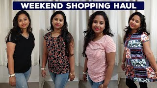 Weekend Shopping Haul || Shopping on Sale || Get Ready with Me