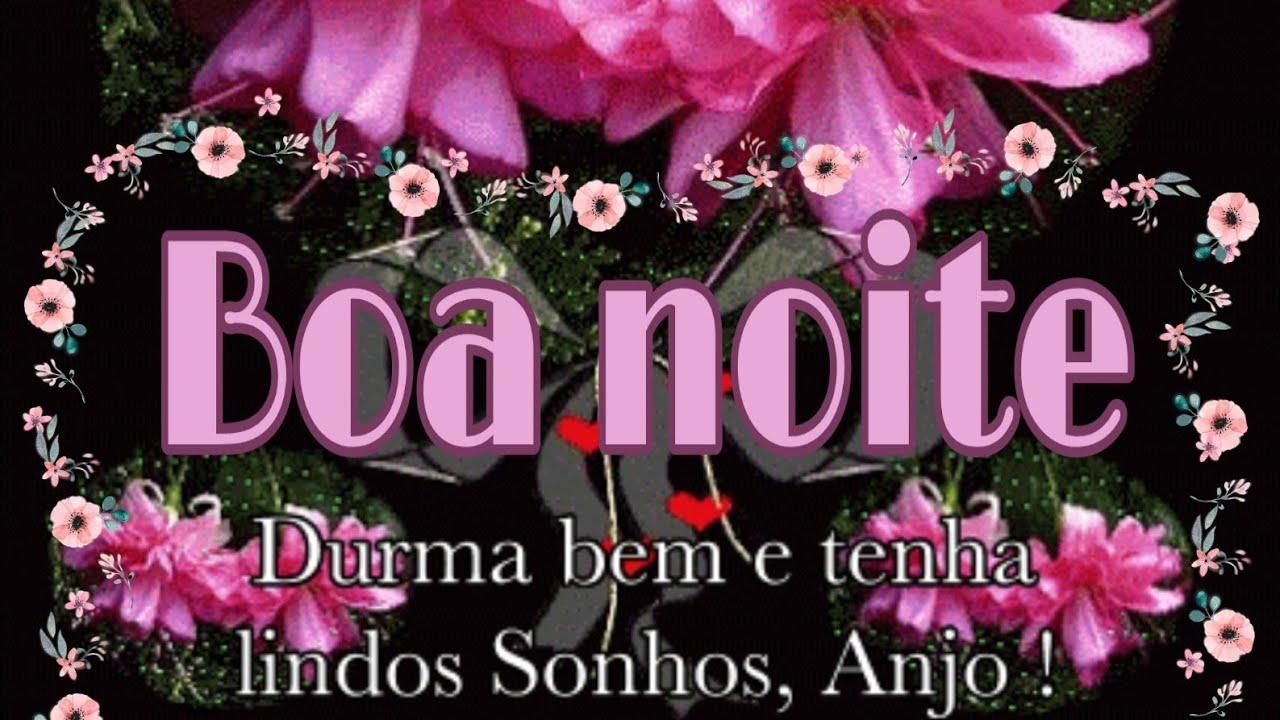 Linda Mensagem De Boa Noite Lindas Flores Paz E Amor बआ नइट