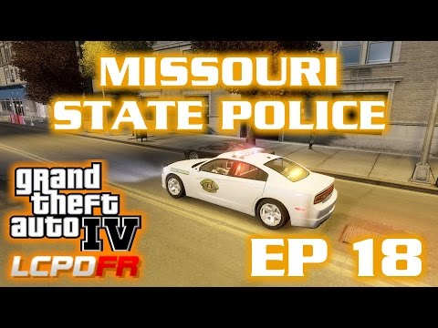 LCPDFR State Patrol - Missouri State Police - Deadly Tazers!