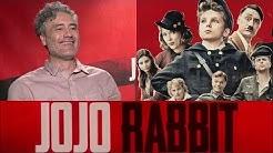 Why Taika Waititi's 'Jojo Rabbit' Includes a Queer Storyline | Jojo Rabbit Interview | Raffy Ermac