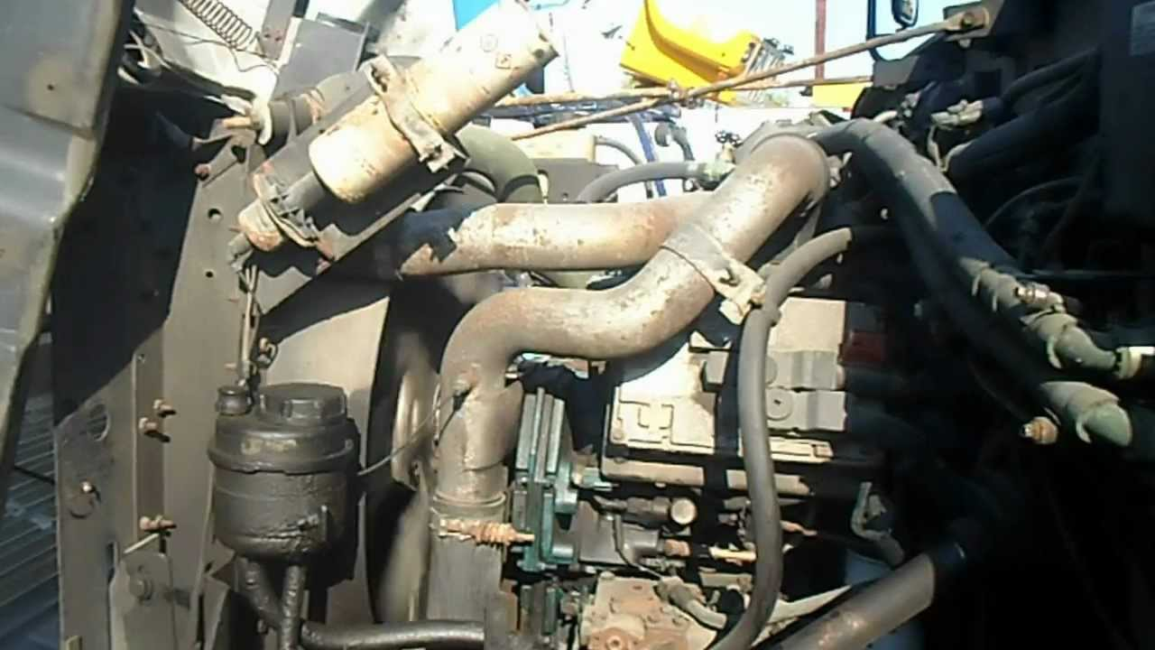 1999 InternationalNavistar DT466E 76L Engine Assembly