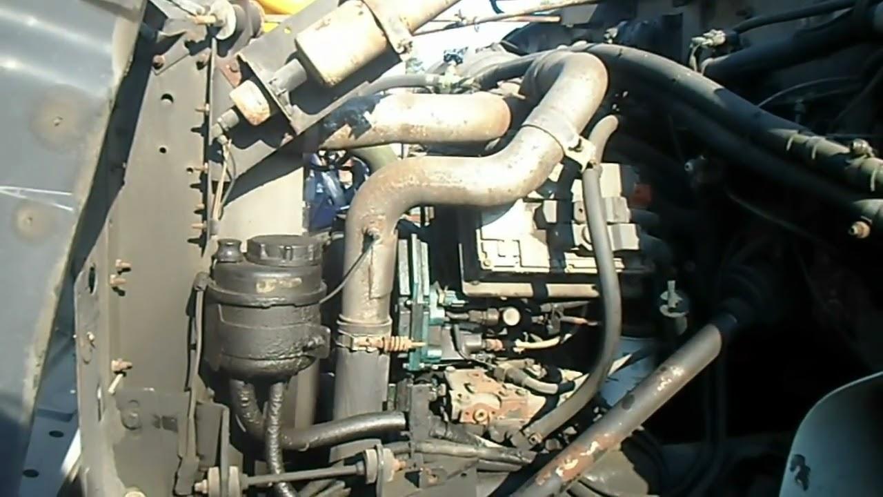 1999 InternationalNavistar DT466E 76L Engine Assembly
